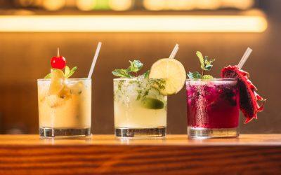 Bar à cocktails sans alcool originals